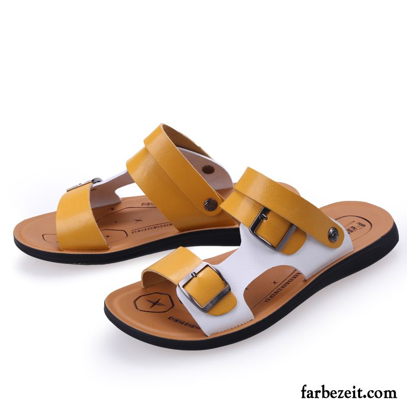 sandalen geschlossen herren jugend casual atmungsaktiv neue strand trend sandalen sommer schuhe. Black Bedroom Furniture Sets. Home Design Ideas