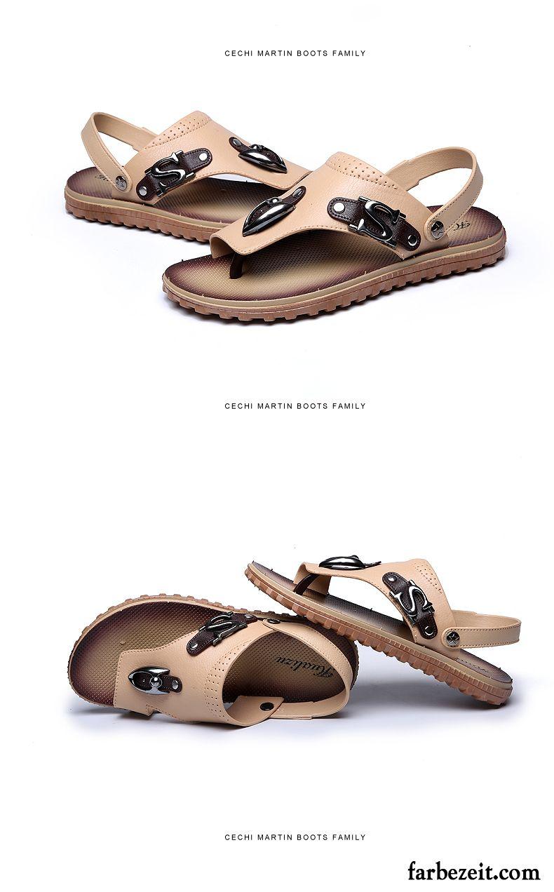 promo code 33373 ba710 Schuhe Übergrößen Herren Sommer Trend Neue Hausschuhe ...