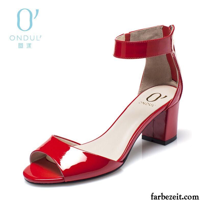 buy popular 31d2e 29a7a Damen Sandalen Mit Klettverschluss Schuhe Einfach Neue ...