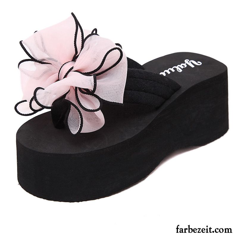 schuhe mit fubett great zkoo damen sandalen flache schuhe. Black Bedroom Furniture Sets. Home Design Ideas