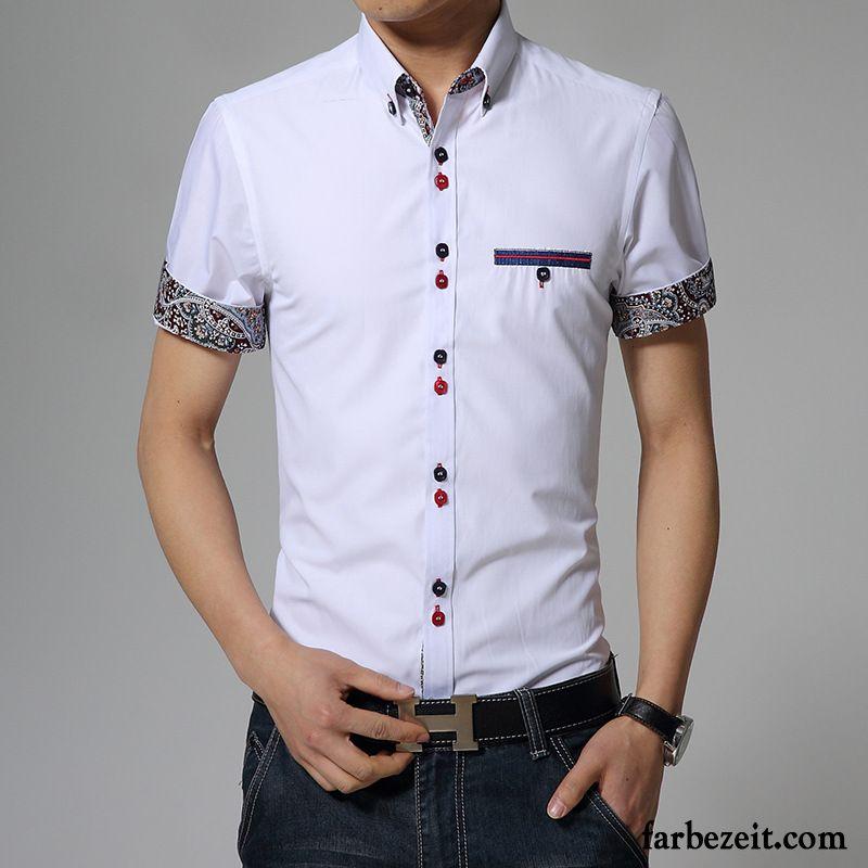 wholesale dealer 63243 1dfc7 Hemden Männer Günstig Schlank Herren Hemd Hemden Billig
