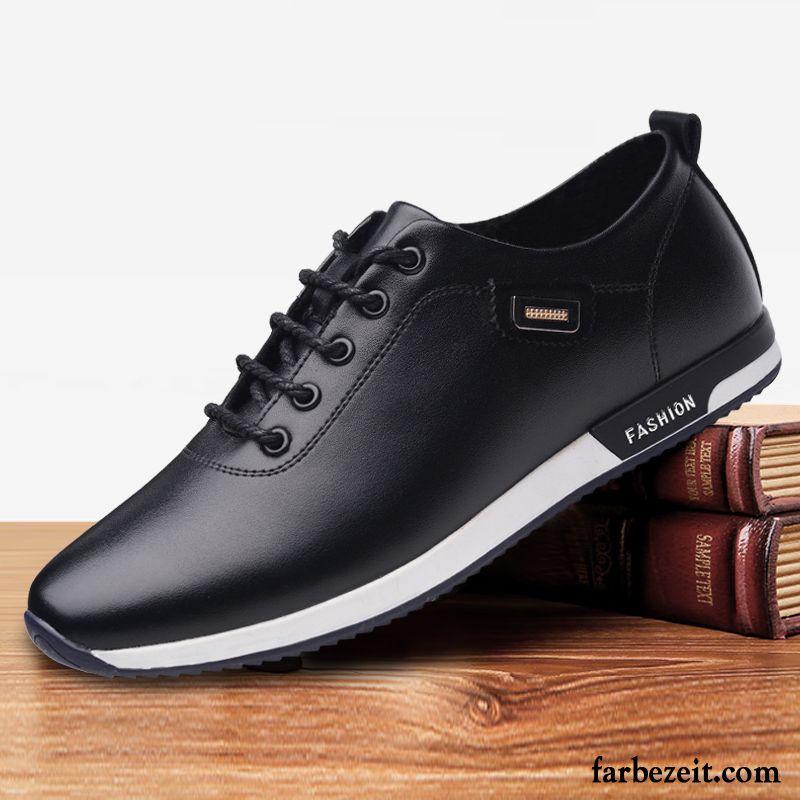 68cfc170de5bf3 Herrenschuhe Leder Günstig Lederschue Schuhe Feder Casual Herren Jugend  Allgleiches Neue Trend Kaufen