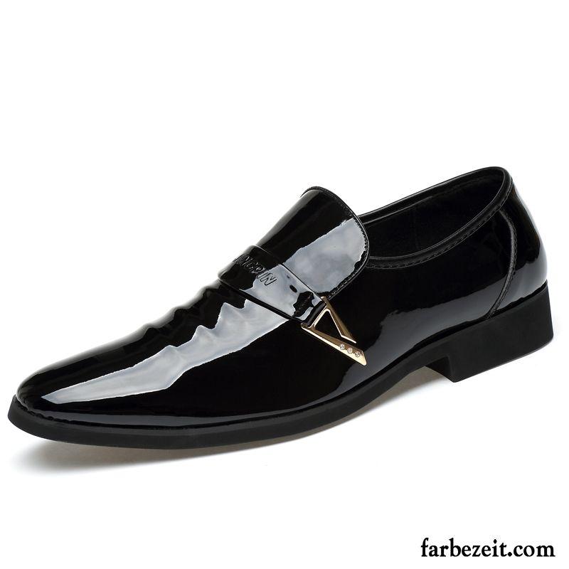 newest collection 0296c 4db76 Italienische Leder Schuhe Herren Allgleiches Lederschue Neue ...