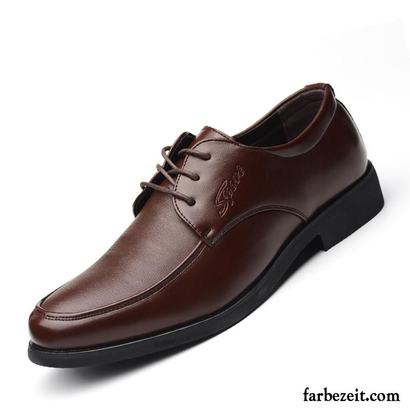 super popular 039e6 07b5c Leder Schuhe Übergröße Geschäft Plus Samt Schuhe Casual ...