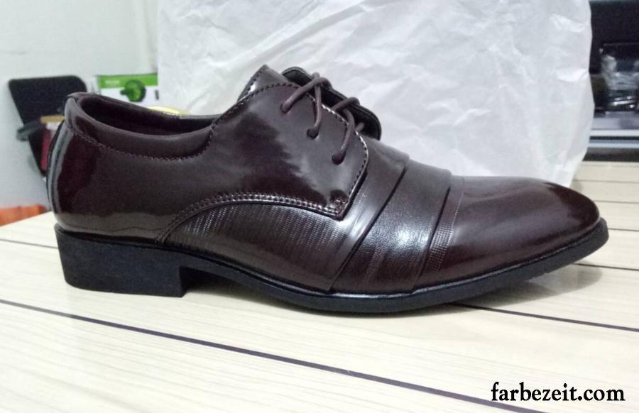 756cf92bdd36af Schuhe Online Kaufen Günstig Herren Casual Feder Spitze Schuhe Schwarz  Lederschue Neue Geschäft England Lackleder Trend Günstig
