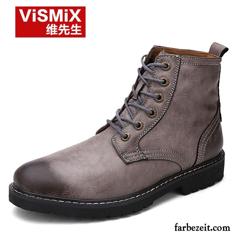 Schuhe Herren Sneaker Stiefel Schuhe Trend Martin Stiehlt