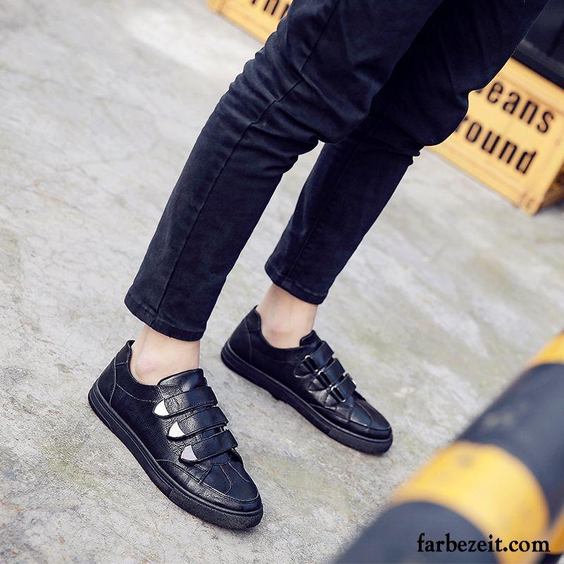 Sportliche Leder Schuhe Herren Schuhe Teenager Trend Allgleiches